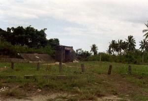 Lieu de passage esclaves Zanzibar