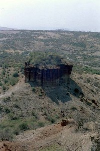 Site de Olduvai, Tanzanie