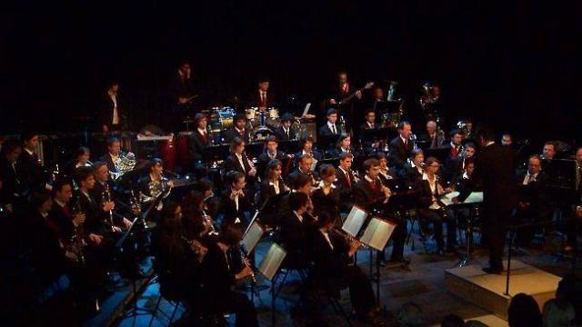 L'OHVP en concert, dans les années 2010.